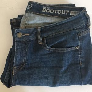 New York & Co | Women's jeans bootcut 12 curvy